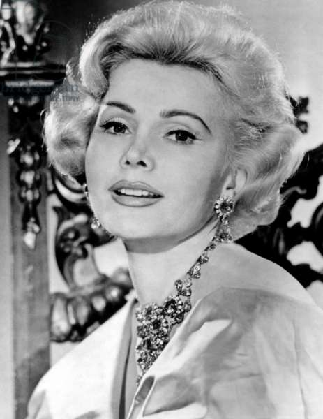 FOR THE FIRST TIME: FOR THE FIRST TIME, Zsa Zsa Gabor, 1959