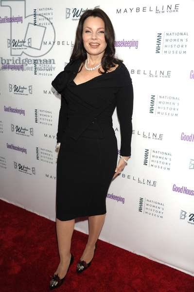 Fran Drescher in attendance for Good Housekeeping's Shine On Benefit, Radio City Music Hall, New York, NY April 12, 2011. Photo By: Rob Rich/Everett Collection