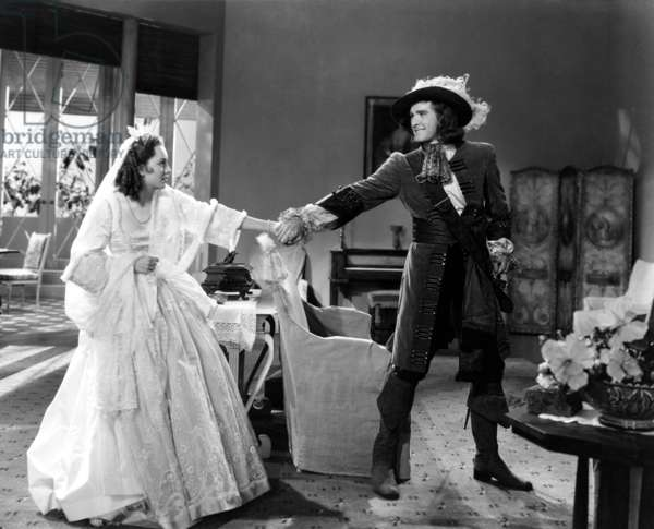 Captaine Blood: CAPTAIN BLOOD, Olivia De Havilland, Errol Flynn, 1935