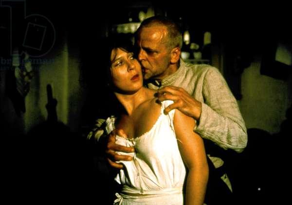 WOYZECK, Eva Mattes, Klaus Kinski, 1979