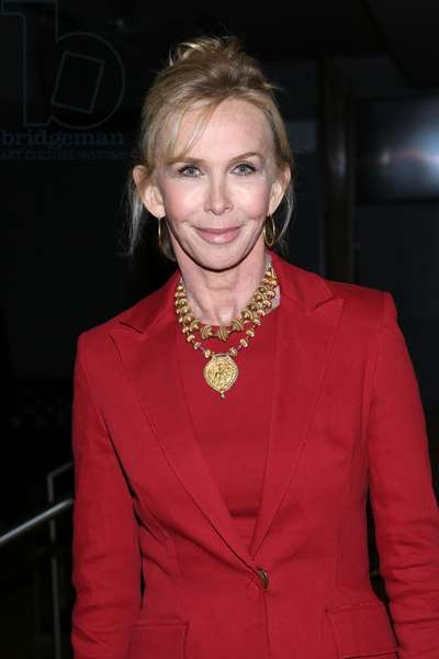 Trudie Styler at arrivals for 2013 Culture Project Gala for Lynn Redgrave Theater Opening, Stage 48, New York, NY June 3, 2013. Photo By: Andres Otero/Everett Collection