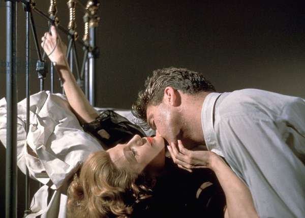 SEPARATE TABLES, Rita Hayworth, Burt Lancaster, 1958