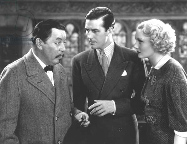CHARLIE CHAN IN LONDON, Warner Oland, Ray Milland, Drue Leyton, 1934, TM and Copyright (c)20th Century Fox Film Corp. All rights reserved.