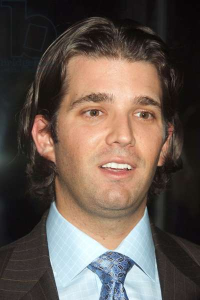 Donald Trump jr. at arrivals for Launch Party for Trump International Hotel & Tower Dubai, The Park Avenue Plaza, New York, NY, June 23, 2008. Photo by: Rob Rich/Everett Collection