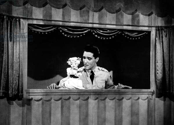 G.I. BLUES, Elvis Presley, 1960