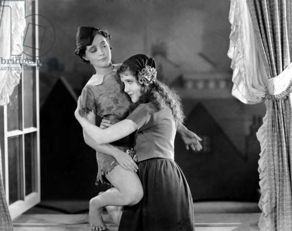 PETER PAN: PETER PAN, Betty Bronson, Mary Brian, 1924