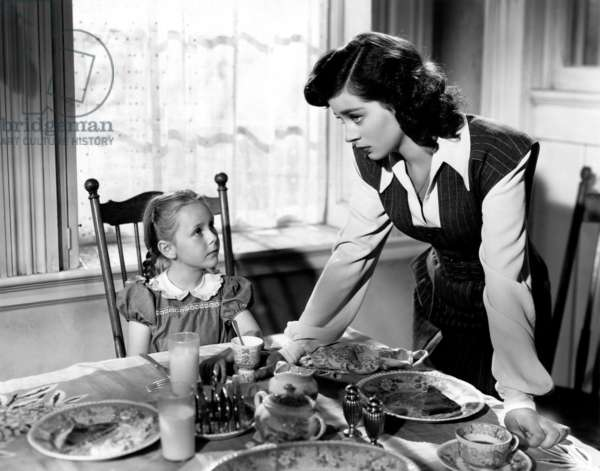 L'invisible meurtrier: THE UNSEEN, Nona Griffith, Gail Russell, 1945