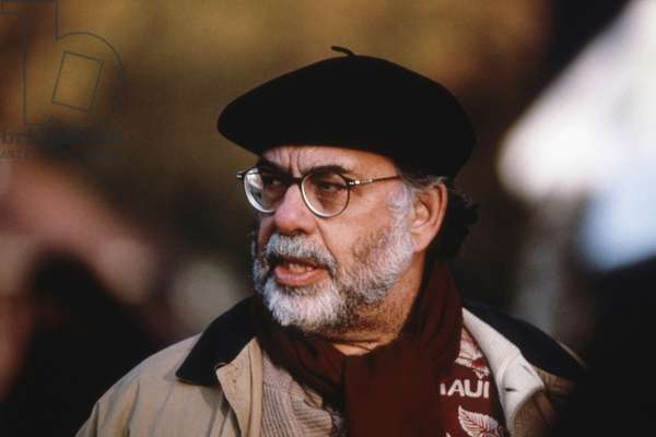 THE RAINMAKER, director Francis Ford Coppola on set, 1997, (c) Paramount/courtesy Everett Collection