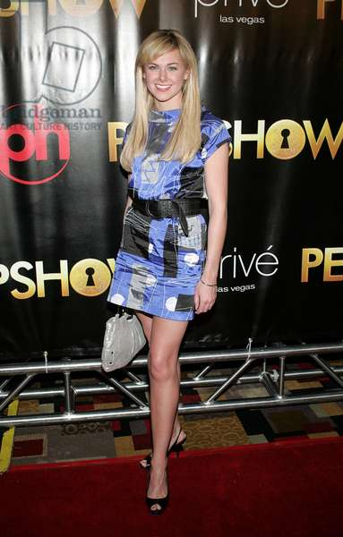 Laura Bell Bundy at arrivals for PEEPSHOW Opening Night, Planet Hollywood Resort and Casino, Las Vegas, NV April 18, 2009. Photo By: James Atoa/Everett Collection