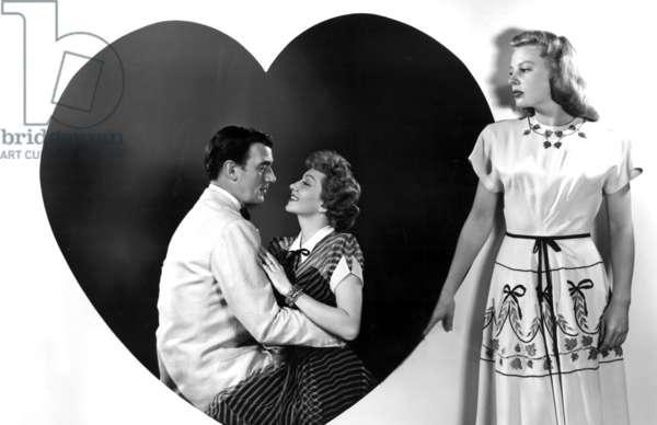 The Secret Heart: THE SECRET HEART, Walter Pidgeon, Claudette Colbert, June Allyson, 1946