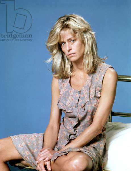 THE BURNING BED, Farrah Fawcett, 1984, © Tisch/Avnet Productions / Courtesy: Everett Collection