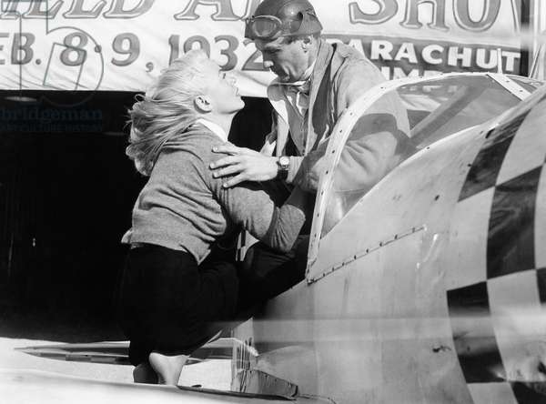 THE TARNISHED ANGELS, Dorothy Malone, Robert Stack, 1958