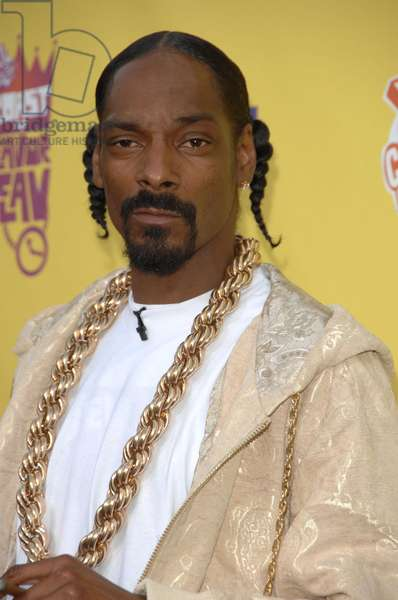 Snoop Dogg at arrivals for The COMEDY CENTRAL Roast Of Flavor Flav, The Warner Brothers Studio Lot, Los Angeles, CA, July 22, 2007. Photo by: Dee Cercone/Everett Collection