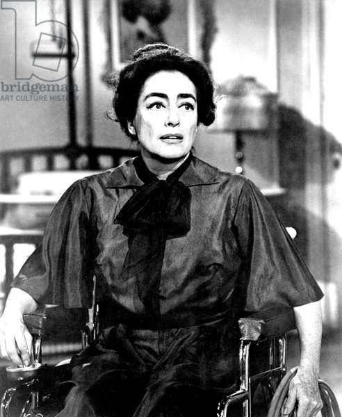 WHAT EVER HAPPENED TO BABY JANE?, Joan Crawford, 1962