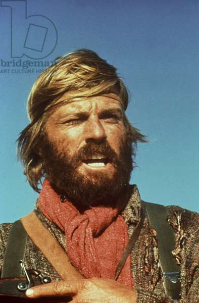 JEREMIAH JOHNSON, Robert Redford, 1972