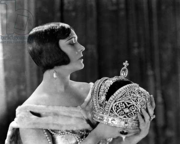 Paradis defendu: FORBIDDEN PARADISE, Pola Negri, 1924