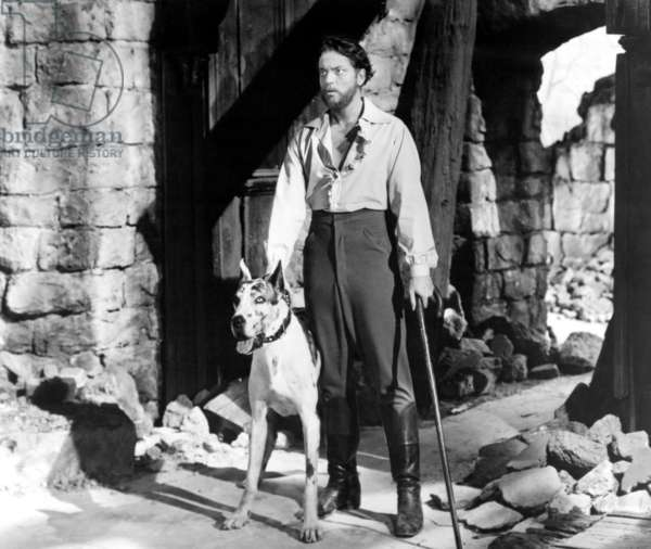 JANE EYRE, Orson Welles, 1944, (c) 20th Century Fox, TM & Copyright / Everett Collection