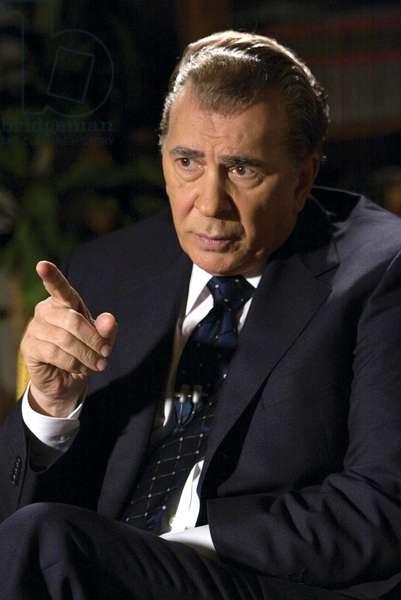 FROST/NIXON, Frank Langella as Richard Nixon, 2008. ©Universal/courtesy Everett Collection