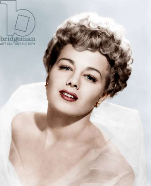 Shelley Winters, ca. 1951