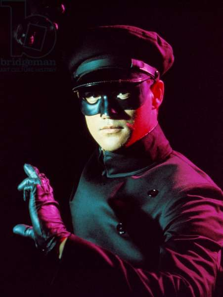 THE GREEN HORNET, Bruce Lee, 1966-1967, TM and Copyright © 20th Century Fox Film Corp. All rights reserved. Courtesy: Everett Collection.