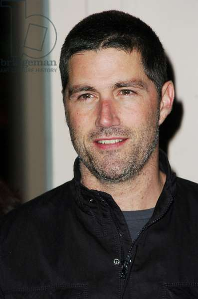 Matthew Fox in attendance for An Evening With LOST presented by the Academy of Television, Academy of Television Arts & Sciences, Los Angeles, CA, January 13, 2007. Photo by: Michael Germana/Everett Collection