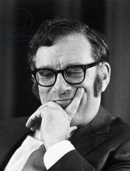 Isaac Asimov, 1972