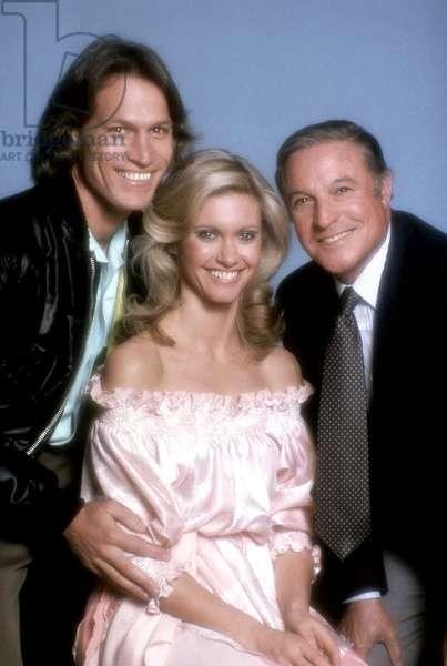 XANADU, Michael Beck, Olivia Newton-John, Gene Kelly, 1980, (c) Universal/courtesy Everett Collection