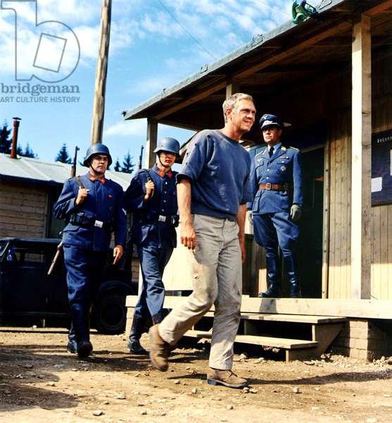 THE GREAT ESCAPE, Steve McQueen, 1963