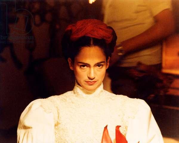 FRIDA, (aka FRIDA, NATURALEZA VIVA), Ofelia Medina as Frida Kahlo, 1986