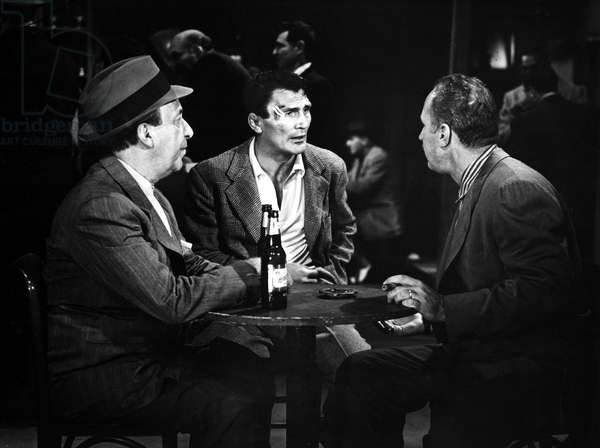 PLAYHOUSE 90, Ed Wynn, Jack Palance, Keenan Wynn, 1956-1960, 'Requiem for a Heaveyweight,' 1956
