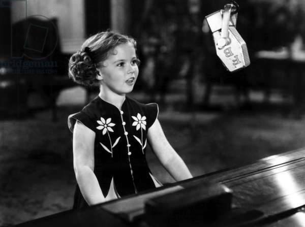 Rebecca of Sunnybrook Farm: REBECCA OF SUNNYBROOK FARM, Shirley Temple, 1938, TM & Copyright (c) 20th Century Fox Film Corp. All rights reserved.