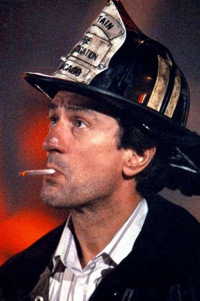 BACKDRAFT, Robert De Niro, 1991.