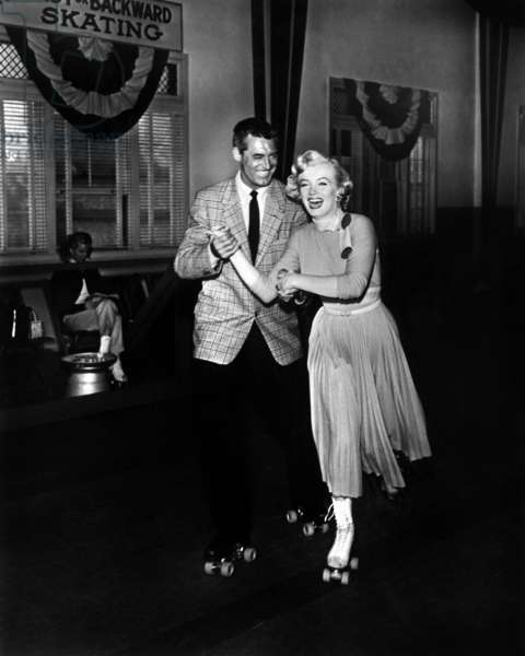 Cary Grant et Marilyn Monroe: MONKEY BUSINESS, Cary Grant, Marilyn Monroe, 1952