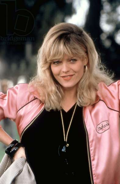 GREASE 2, Michelle Pfeiffer, 1982, (c)Paramount/courtesy Everett Collection