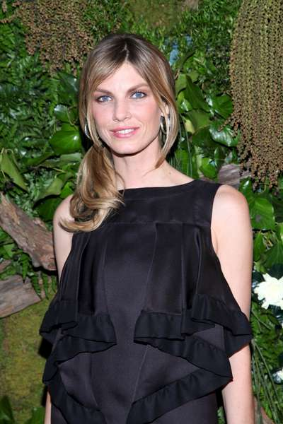 Angela Lindvall at arrivals for 2012 Bid To Save The Earth: The Green Auction, Rockefeller Center, New York, NY April 11, 2012. Photo By: Andres Otero/Everett Collection