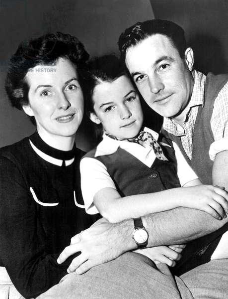 Betsy Blair et Gene Kelly