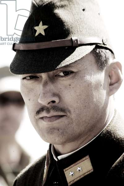 LETTERS FROM IWO JIMA, Ken Watanabe, 2006. ©Warner Bros./courtesy Everett Collection