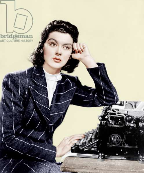 La dame du vendredi: HIS GIRL FRIDAY, Rosalind Russell, 1940