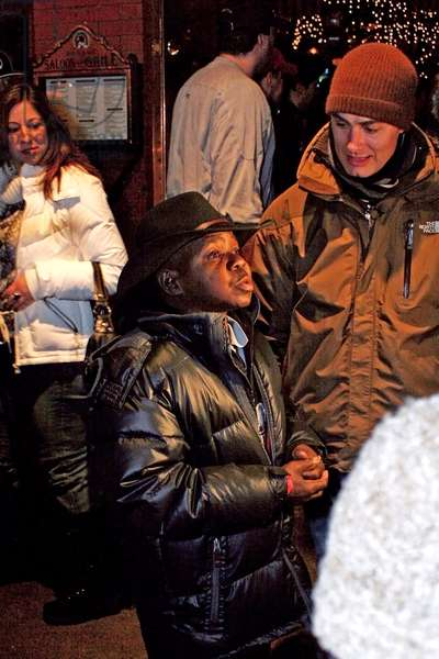 Gary Coleman out and about for Sundance Film Festival 2007 CANDIDS - SUN Jan. 21, 2007, Main Street, Park City, UT, January 21, 2007. Photo by: James Atoa/Everett Collection