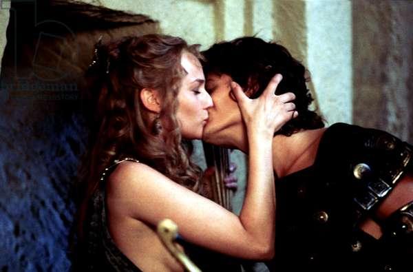 TROY, Diane Kruger, Orlando Bloom, 2004, (c) Warner Brothers/courtesy Everett Collection