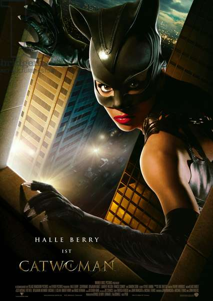 CATWOMAN: CATWOMAN, Halle Berry, 2004, (c) Warner Brothers/courtesy Everett Collection