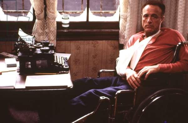 MISERY, James Caan, 1990