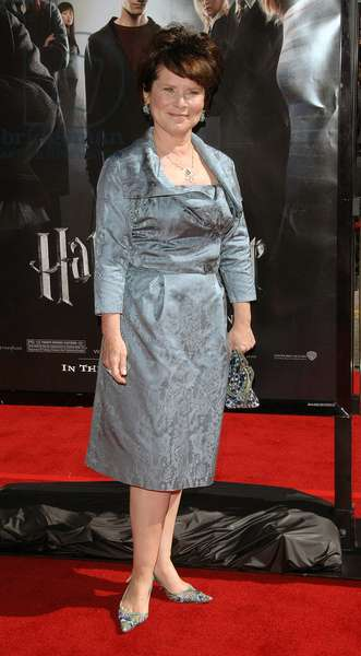 Imelda Staunton at arrivals for Harry Potter and the Order of the Phoenix Premiere, Grauman's Chinese Theatre, Los Angeles, CA, July 08, 2007. Photo by: Dee Cercone/Everett Collection