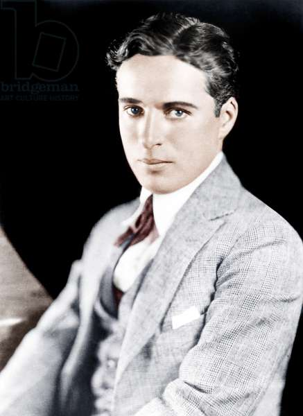Charlie Chaplin, ca. 1910s