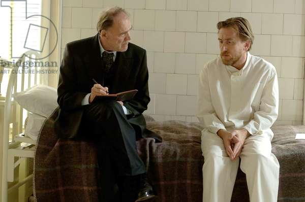 YOUTH WITHOUT YOUTH, Bruno Ganz, Tim Roth, 2007. ©Sony Pictures Classics/courtesy Everett Collection