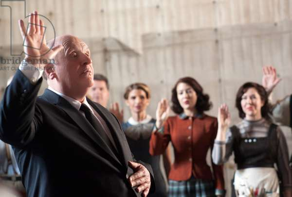 Hitchcock: HITCHCOCK, Anthony Hopkins, as Alfred Hitchcock, 2012. ph: Suzanne Tenner/TM and ©Fox Searchlight Pictures. All rights reserved./Courtesy Everett Collection