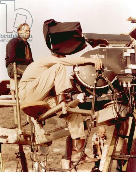 Marlon Brando directing ONE EYED JACKS, 1961
