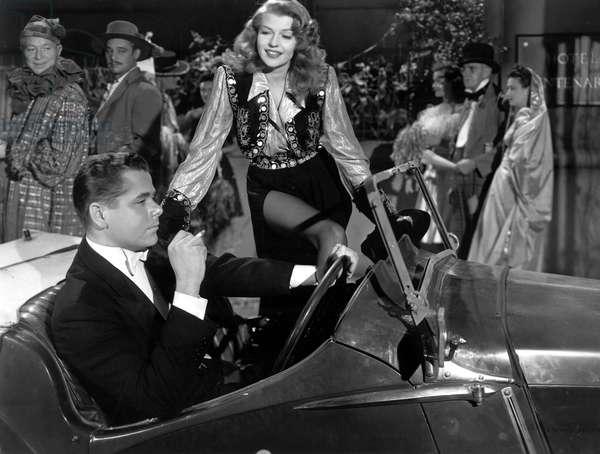 GILDA, Glenn Ford, Rita Hayworth, 1946