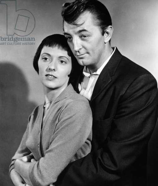 THUNDER ROAD, Keely Smith, Robert Mitchum, 1958
