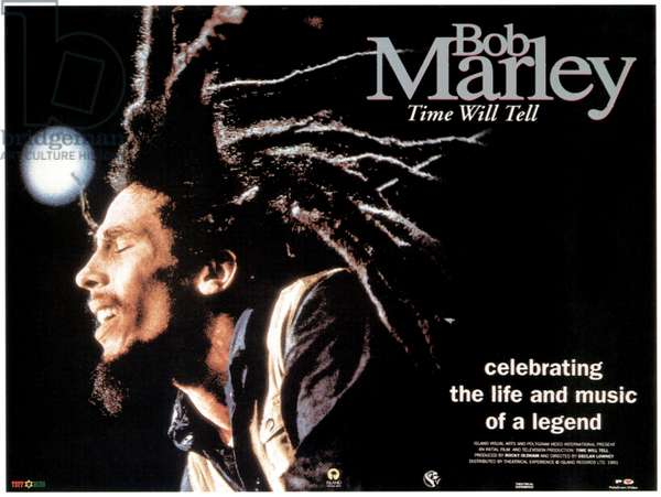 TIME WILL TELL, (aka BOB MARLEY: TIME WILL TELL), Bob Marley, 1992, ©Island Pictures/courtesy Everett Collection